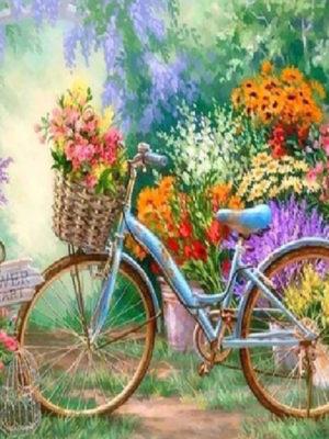 diamond-art-Ποδήλατο