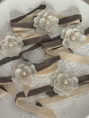 Βραχιόλια για τις φίλες της νύφης
