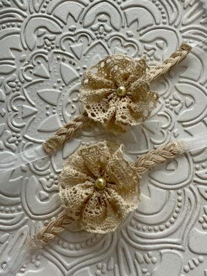 Βραχιολάκια για τις φίλες της νυφης